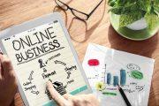 first online business