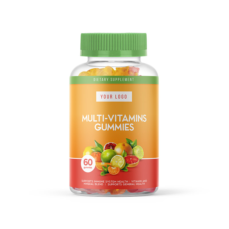 Gummy Vitamin Manufacturing -Your name, your brand, your ...